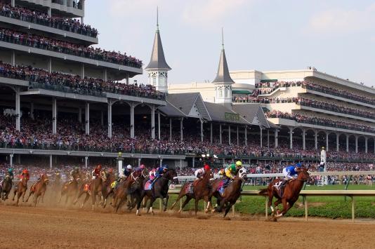 Horse Racing 2005 - 131st Kentucky Derby