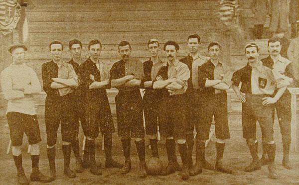 Vienna Cricket and Football Club, 1897